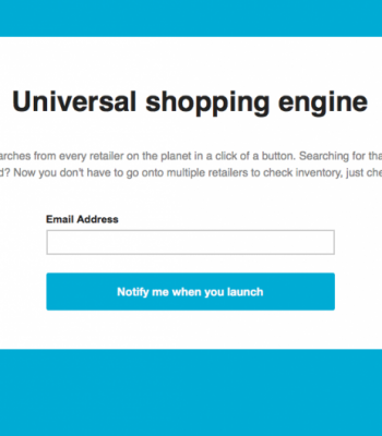 Profile picture of Universal shopping engine